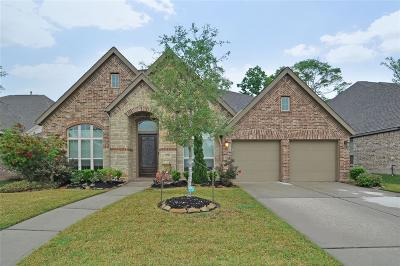 New Caney Single Family Home For Sale: 23315 Robinson Pond Drive