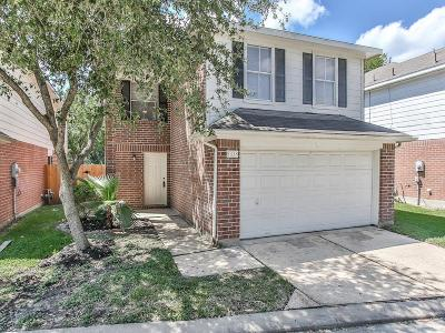 Houston Single Family Home For Sale: 8338 Golf Green Circle