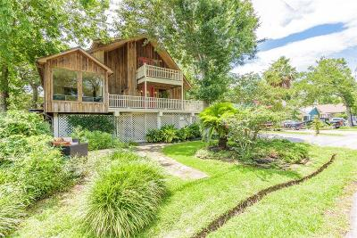 Clear Lake Single Family Home For Sale: 320 E Shore Drive