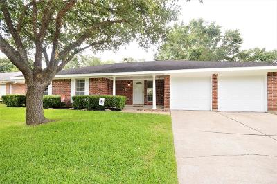 Pearland Single Family Home For Sale: 1918 Lazy Creek Lane