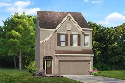 Houston Single Family Home For Sale: 1718 Basil Branch