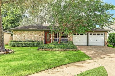 Houston Single Family Home For Sale: 15606 Seaside Lane