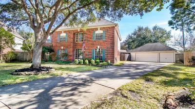 Pasadena Single Family Home For Sale: 4450 Heathfield Drive
