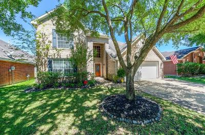 Houston TX Single Family Home For Sale: $294,000