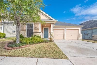 Houston TX Single Family Home For Sale: $174,900