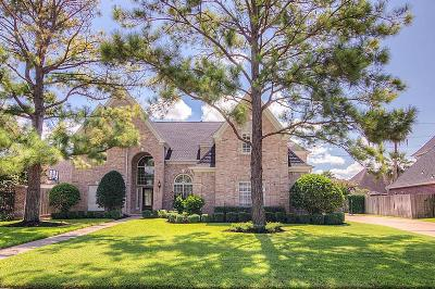Katy Single Family Home For Sale: 1819 Hollow Wind Drive