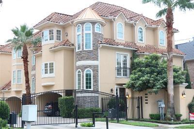 Houston Single Family Home For Sale: 2325 Potomac Drive