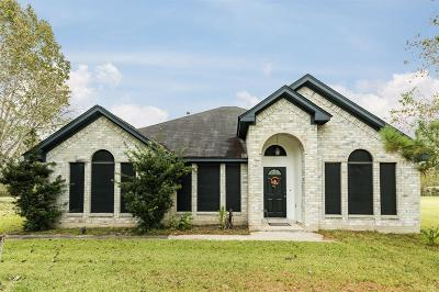 Alvin Single Family Home For Sale: 16711 Keith Circle