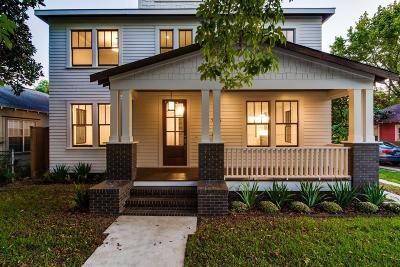 Houston Single Family Home For Sale: 714 E 18th Street