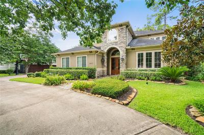 Spring Valley Single Family Home For Sale: 8813 Burkhart Road
