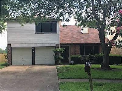 Fort Bend County Single Family Home For Sale: 8627 Quail Vista Drive
