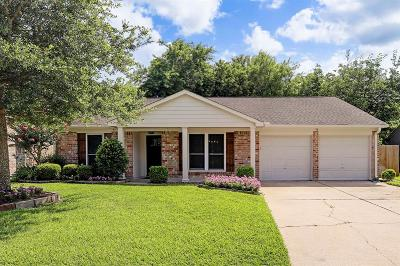 Katy Single Family Home For Sale: 119 Concordia Drive