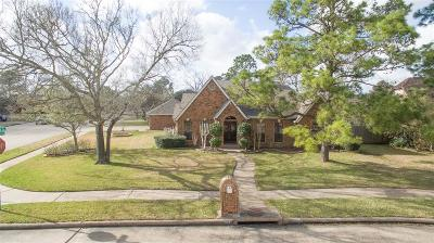 Dickinson, Friendswood Single Family Home For Sale: 1110 Twin Oaks Street