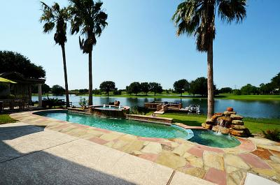 Houston Single Family Home For Sale: 307 Bridge Crest Boulevard