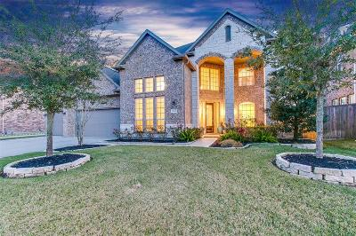 Katy Single Family Home For Sale: 27115 Mossy Canyon Lane