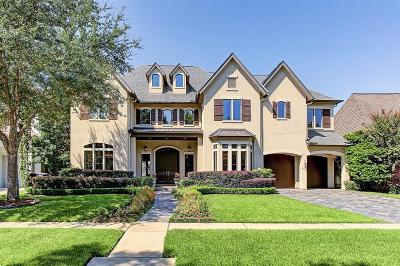Houston Single Family Home For Sale: 407 E Cowan Drive