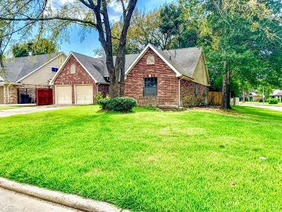 Spring Single Family Home For Sale: 25915 Wingfield Lane