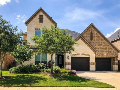 Fulshear Single Family Home For Sale: 3839 Desert Springs Lane