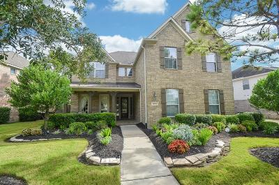 Katy Single Family Home For Sale: 25906 Kyler Cove Lane