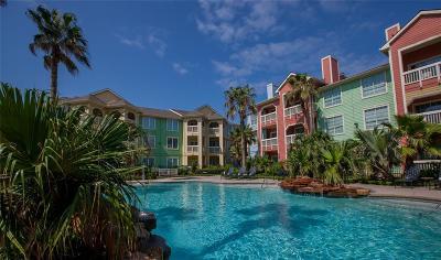 Galveston Condo/Townhouse For Sale: 7000 Seawall Boulevard #636