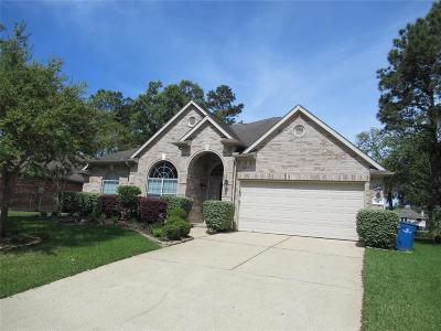 Humble Single Family Home For Sale: 8619 Silver Lure Drive
