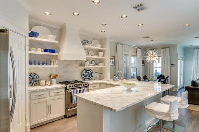 Houston Single Family Home For Sale: 1312 Prince Street