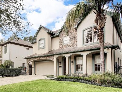 Houston Single Family Home For Sale: 3812 Marlowe Street