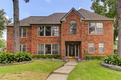 Houston Single Family Home For Sale: 1907 Park Lodge Court