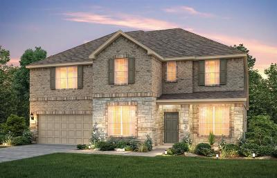 Katy TX Single Family Home For Sale: $350,240