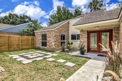Houston Single Family Home For Sale: 11527 Ella Lee Lane