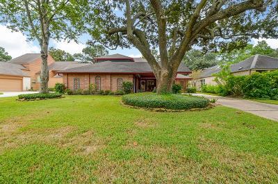 Houston Single Family Home For Sale: 14319 Muirfield Lane