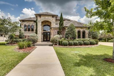 Friendswood Single Family Home For Sale: 409 Hunters Lane