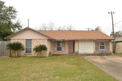 Houston Single Family Home For Sale: 10426 Aldis Street