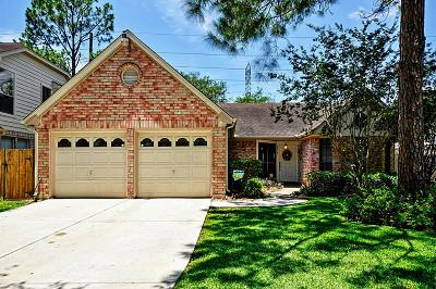 Sugar Land Single Family Home For Sale: 2618 Lakefield Way