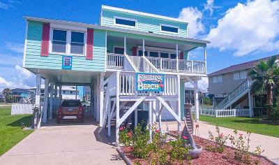 Galveston Single Family Home For Sale: 23016 Verano Drive