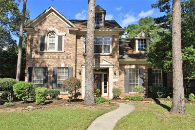 Kingwood Single Family Home For Sale: 1806 Winter Grape Lane