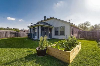 Conroe TX Single Family Home For Sale: $215,000