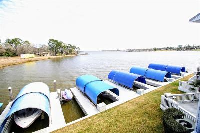 Conroe Condo/Townhouse For Sale: 14 Key Harbor Drive