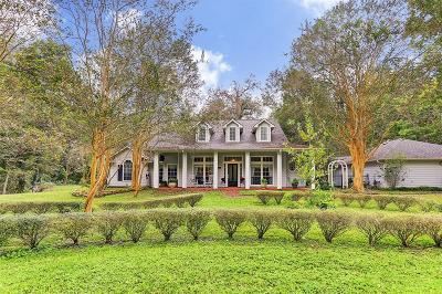 Richmond Single Family Home For Sale: 3350 Precinct Line Road