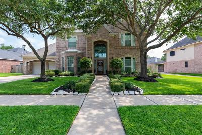 Katy Single Family Home For Sale: 22610 Crescent Cove Court