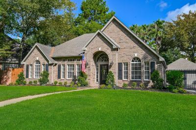Houston Single Family Home For Sale: 5226 Royal Walk