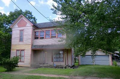 Yoakum Single Family Home For Sale: 406 Clark Street