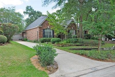 Kingwood Single Family Home For Sale: 4615 Cardinal Brook Way
