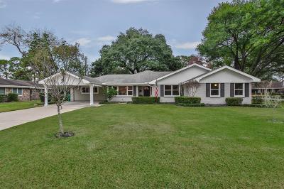 Houston Single Family Home For Sale: 8932 Padfield Street