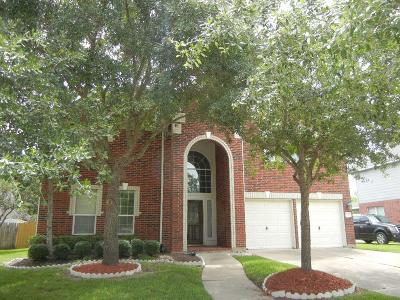 Sugar Land Single Family Home For Sale: 1506 Old Trail Court