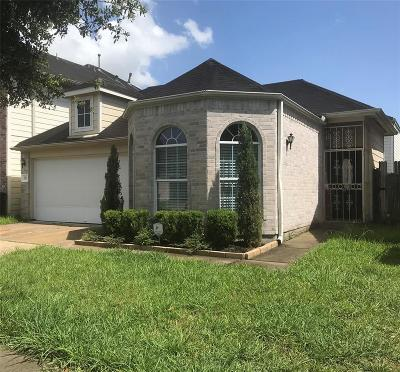 Houston Single Family Home For Sale: 819 Forest Thicket Ln