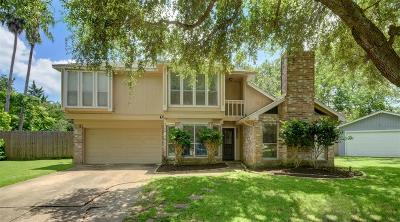 Alvin Single Family Home For Sale: 2903 Wood Fox Drive