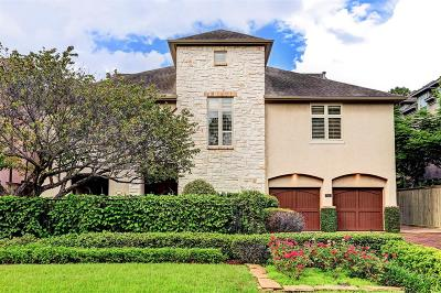 Houston Condo/Townhouse For Sale: 35 Hackberry Lane