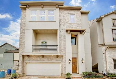 Houston Single Family Home For Sale: 2617 Fountain Key Boulevard