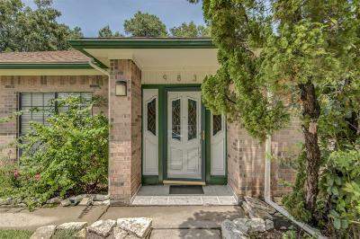 Baytown Single Family Home For Sale: 9833 Cherokee Street